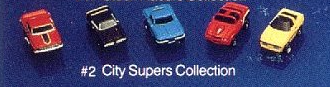 City Super Collection #2 - Micro Machines, 1988
