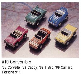 Convertible #19 - Micro Machines, 1989
