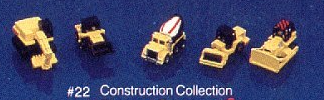 Construction Collection #22 - Micro Machines, 1988