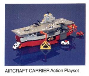 Le Porte-Avions Micro-Machines, 1988