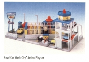 Le Car-Wash - Micro Machines, 1988