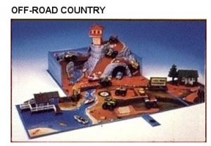 Off-Road Country - Micro-Machines, 1990
