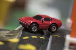 Funrise Ferrari Testarossa - Funrise, 1989- Ferrari Testarossa - 1989
