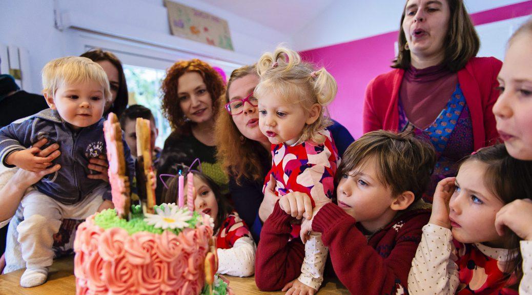 L'anniversaire de Rose - 2 ans