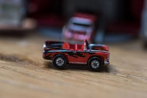 Cadillac '59 Convertible - Highway Warriors Demon Drillers Collection - 1989