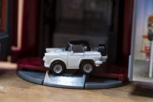 Ford '56 Thunderbird - US Classic Collection - Micro Machine, 1988