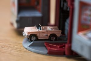 Ford '58 Thunderbird - New 50's - Micro Machine, 1989