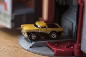 Ford '57 Ranchero - New 50's - Micro Machine, 1989