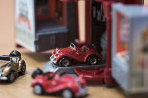 MG TF - Street Racer Collection - Micro Machine, 1988