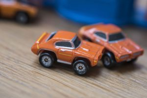 Pontiac '68 GTO - The City Supers Collection - Micro Machine, 1987