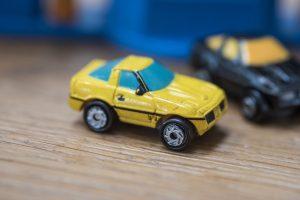 Chevrolet '80s Corvette - City Super Collection #2 - 1988 Micro Machines