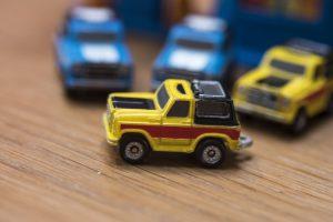 Chevy Blazer - 20 vehicules pack - 1987 Micro Machines
