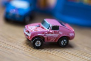 Pontiac '73 Trans Am - Street Racers Collection #11 - 1989 Micro Machines