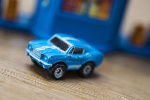 Ford '65 Mustang - Super 20 Collections - 1988 Micro Machines