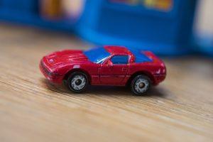 Chevrolet 94' corvette coupé - Corvette #10 - 1997 Micro Machines