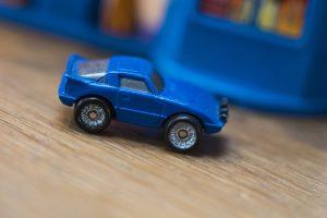 Mazda '80s RX-7 - Super 20 Collections - 1988 Micro Machines