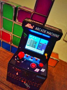 ARB Mini Arcade Machine - Clone de Chip'n Dale