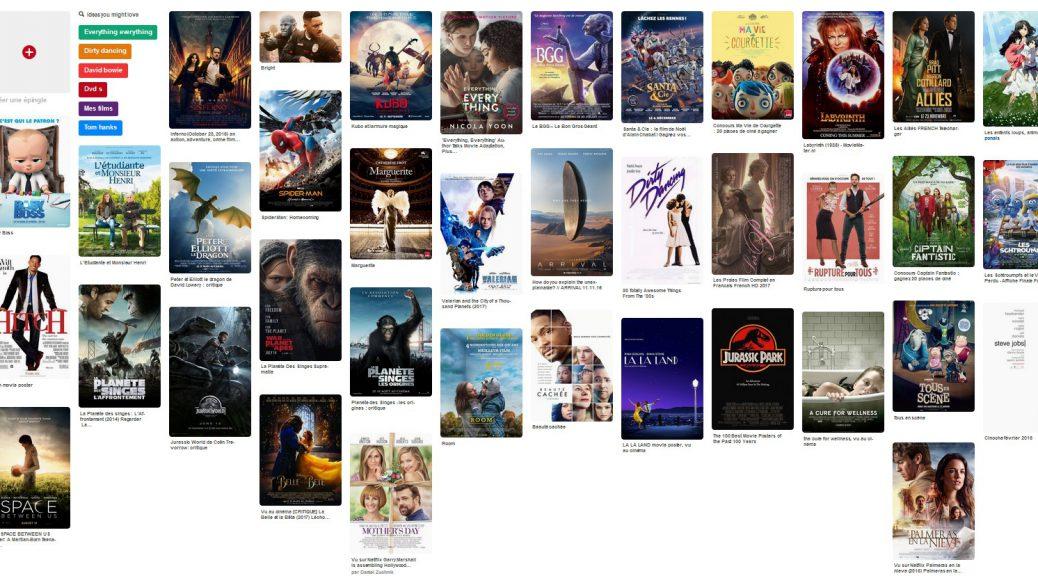 2017 coté ciné