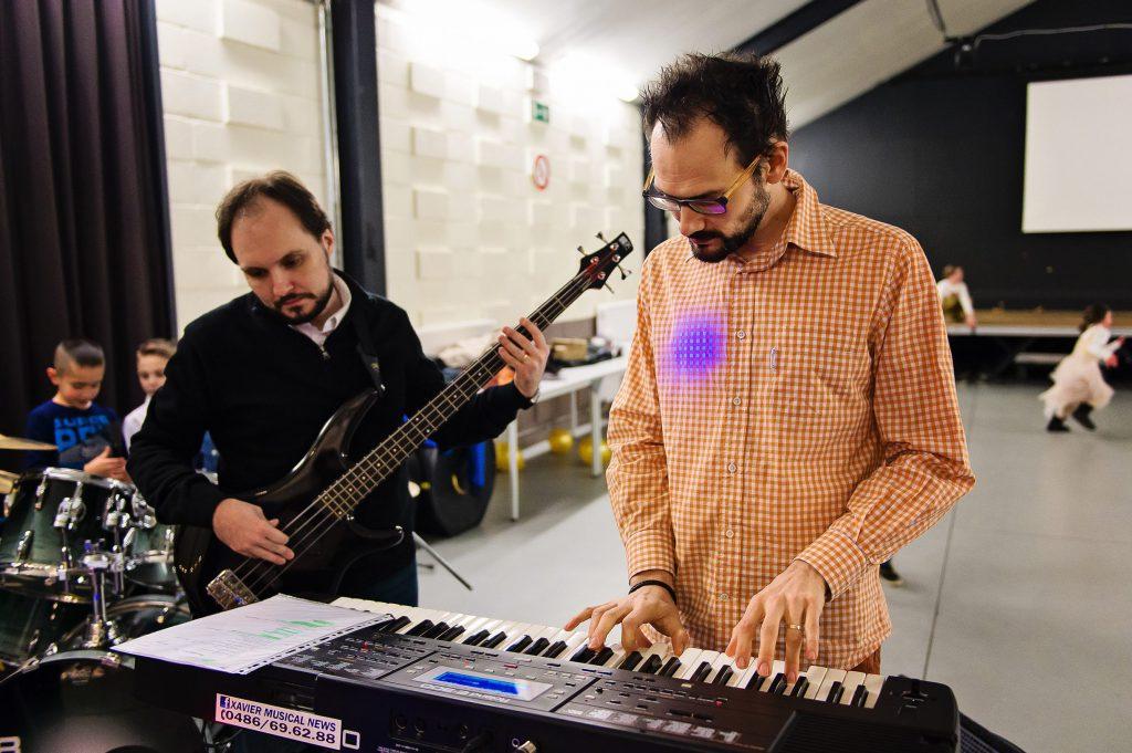 40 anniversaire Pierre - Virtual Music - Sylvain Martin - Vivien Vanoirbeek - Laurent Mazzapicchi
