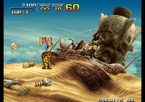 Metal Slug 3 - Arcade/PS4 (SNK, 2000-2015)