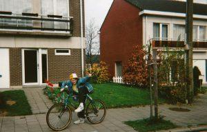 Seraing en BMX - 1991