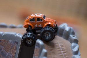 Beetles - Super 4X4 III, Micro Machines 1989