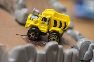 Custom Truck - Road Champs Mini Monster Wheels