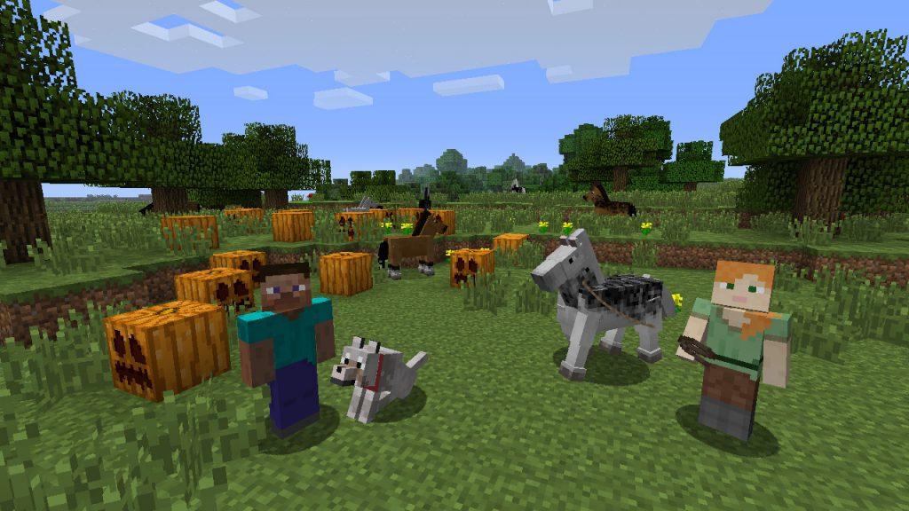 Minecraft - WiiU (Mojang AB, 2015)