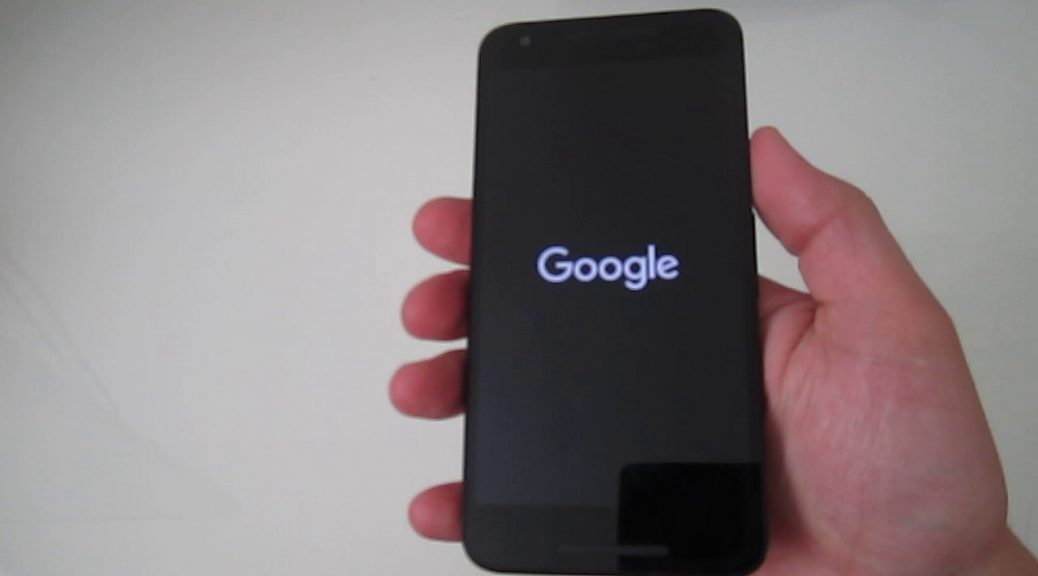 Google Nexus 5X - Bootloop