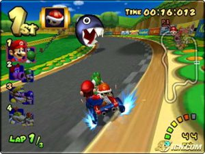 Mario Kart : Double Dash - Game Cube (Nintendo, 2003)
