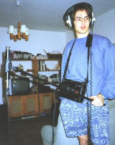 Cyborg Jeff en mode IAD - 1997