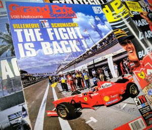 Grand Prix Magasine - 01/98 - Melbourne