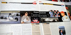Destins Croisés : Jan Magnussen / Jos Verstappen >> Kevin Magnussen / Max Verstappen