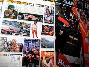 de Gilles à Jacques Villeneuve