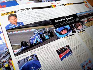 Jacky Eeckelaert - Presse Belge - David Saelens - 1998