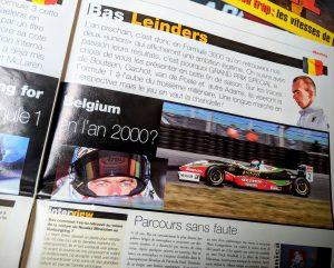 Jacky Eeckelaert - Presse Belge - Bas Leinders - 1998