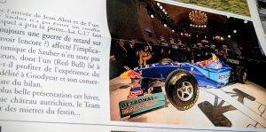 1998, la première F1 au couleur de RedBull