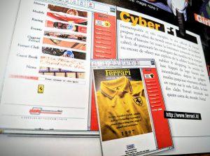 Cyber F1 - 1998 - Scuderia Ferrari