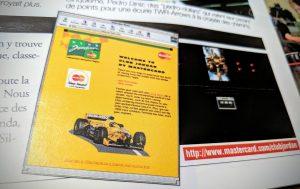 Cyber F1 - 1998 - Master Card Jordan
