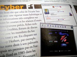 Cyber F1 - 1998 - Sauber Red Bull