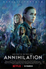 Les films du mois : Annihilation