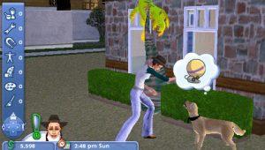 Les Sims 2 : Animaux et cie - PSP (Electronic Arts, 2006)