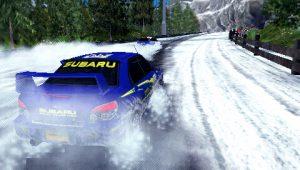 Sega Rally REVO - PSP (Sega - BugBear, 2007)