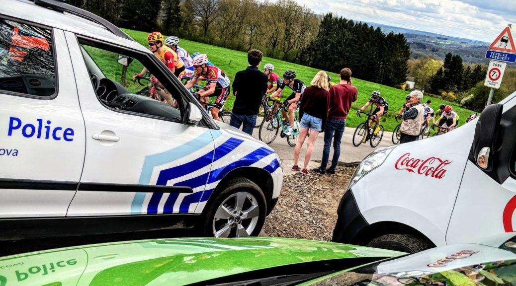 La Roche aux Faucons, courses à vélo, 2018