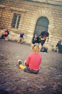 Un dernière étape à Avignon en famille