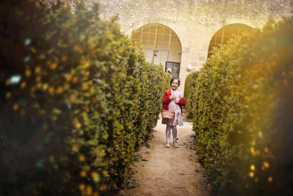 Chasses aux Oeufs au Château de la Barben