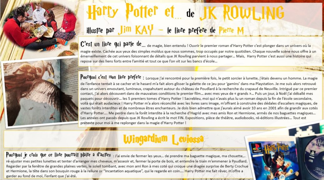 Concours IFRES 17-18- Harry Potter