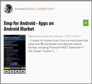 Xmp for Android - Apps on Android Market