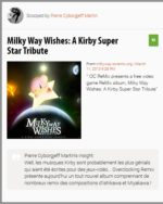 OC Remix présente Milky Way Wishes: A Kirby Super Star Tribute