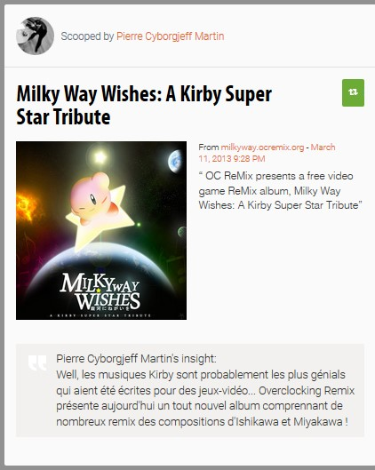 Milky Way Wishes: A Kirby Super Star Tribute
